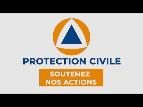 La Protection Civile lance un appel à la générosité publique !
