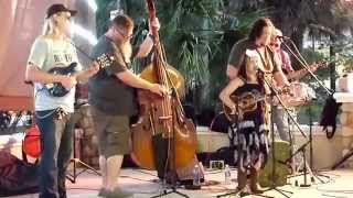 """Coal Miner's Daughter"" - EmiSunshine (10) & The Rain - concert in Daytona Beach Shores, FL 5/7/15"