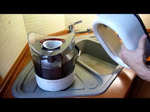 Monatliche Reinigung Dyson AM10 humidifier