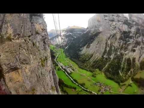 A Great Time in Super Scenic Interlaken, Switzerland