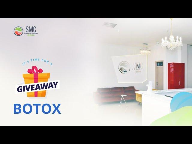 Giveaway - Botox - Solar Medical Center