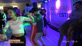 Romanian Bachata Festival 2018 – Gero Rangel Ruiz & Anamaria Marcu ( Social Bachata )