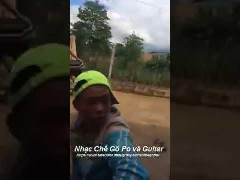 Nhạc Chế Gõ Po và Guitar - Gõ Po Đẳng Cấp  2016 - ( Trịnh + AE 1A )