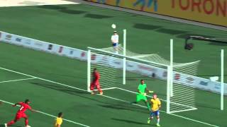 Luciano Amazing Bicycle Kick Goal | Brazil vs Panama 3-3 | Pan Am Games 2015 HD