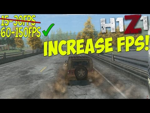 A Guide To Fix H1Z1 Lag - Kill Ping