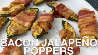 Bacon Jalapeño Poppers - You Suck at Cooking (episode 103)
