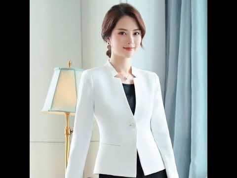 Mẫu Vest Nữ Hàn Quốc Xu Hướng 2020