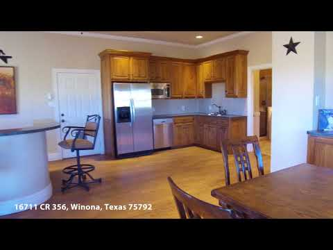 16711 CR 356, Winona, TX