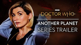 Doctor Who: Another Planet (with Who) Series Trailer