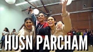 "Gambar cover ""HUSN PARCHAM"" - Zero | Shivani Bhagwan and Chaya Kumar | Raja Kumari | ShahRukh Khan"