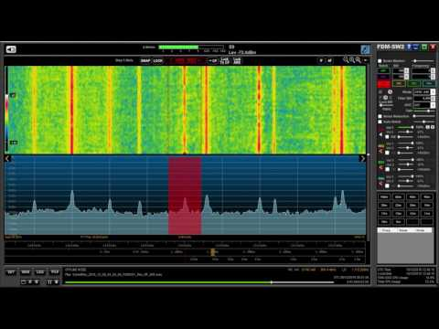 Medium wave DX: WFED Federal News Radio 1500 kHz, Washington, best reception to-date