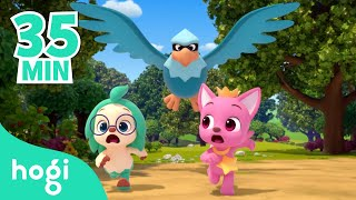 Download lagu If You're Happy and More | + Compilation | Nursery Rhymes | Sing Along & Colors | Hogi Kids Song