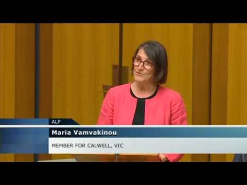 My speech in Parliament on Monmia Primary School in my electorate of Calwell - 14 February, 2017