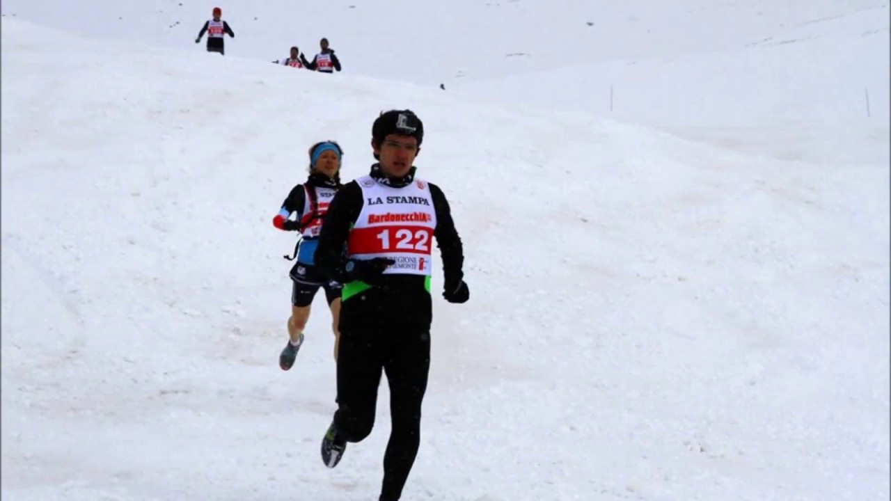 Run avalanche 2016 bardonecchia