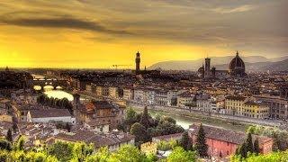 #465. Флоренция (Италия) (отличные фото)(Самые красивые и большие города мира. Лучшие достопримечательности крупнейших мегаполисов. Великолепные..., 2014-07-02T03:42:30.000Z)