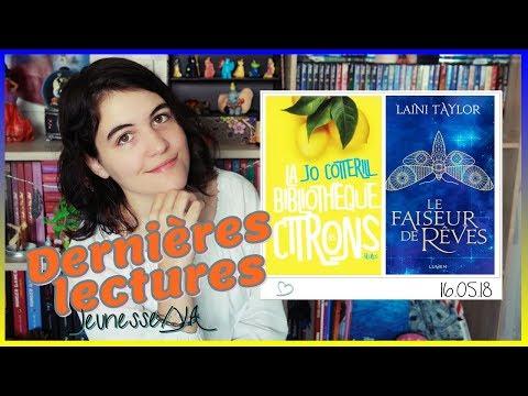 🍋 Citrons et papillons de nuit.. | 📖 Avis lecture (jeunesse/YA) thumbnail