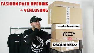 XXL FASHION PACK OPENING