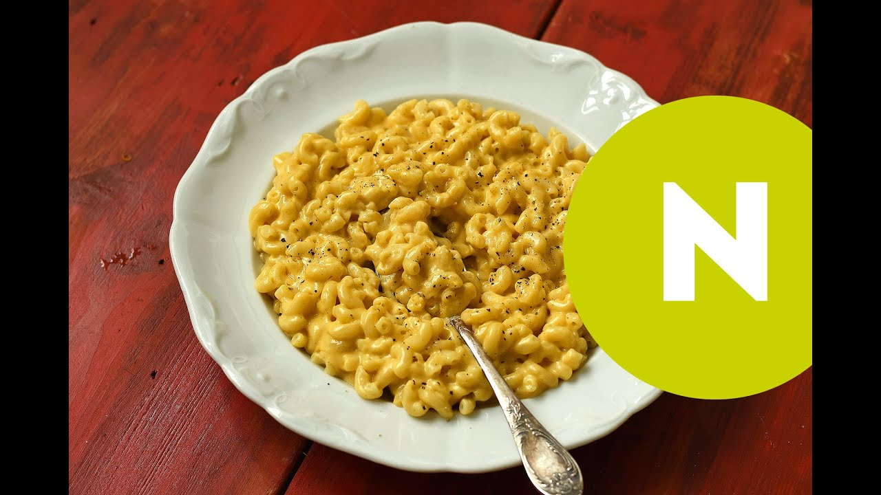 Legegyszerűbb Mac And Cheese Recept Nosalty Youtube