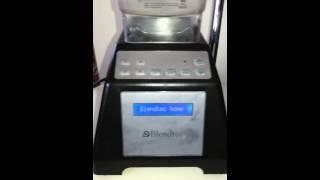 Тест блендера Blendtec от Алексея