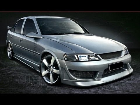 opel vectra b tuning body kits youtube. Black Bedroom Furniture Sets. Home Design Ideas
