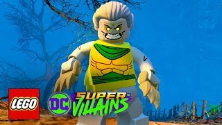 LEGO DC Super-Villains - How To Make Man-Wolf!