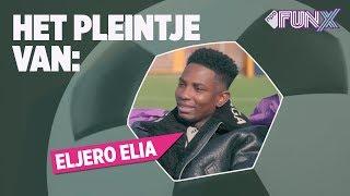 VOETBALLER ELJERO ELIA OVER EP-DEBUUT, SFB, DURE KLEDING, SLAPEN MET EEN KNUPPEL EN FEYENOORD