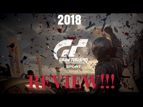 Gran Turismo Sport Review 2018!!!