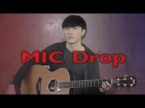 BTS (방탄소년단) 'MIC DROP' Guitar Cover