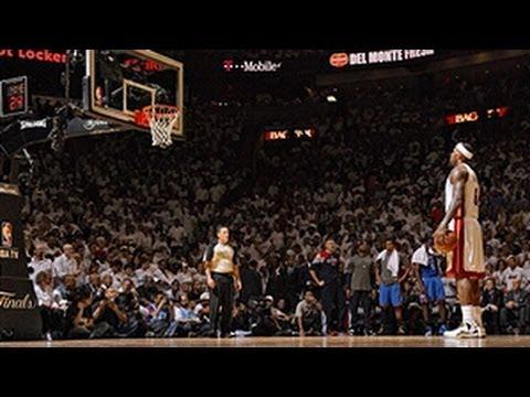 LeBron James Top 10 Plays of his Career