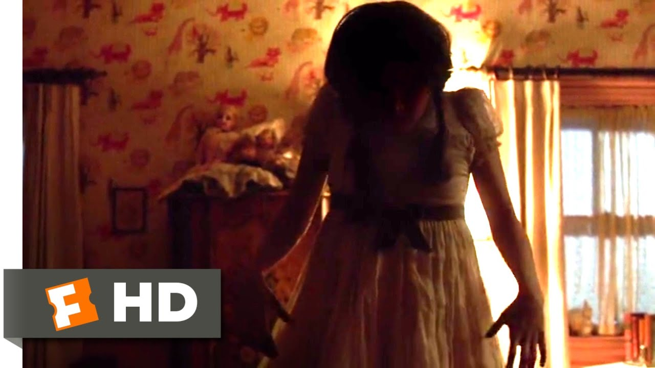 Download Annabelle: Creation (2017) - It Wasn't Our Annabelle Scene (8/10) | Movieclips