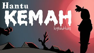 Kartun Lucu - Hantu Kemah - Funny Cartoon - Animasi Indonesia - Kartun Anak - Kartun Horor