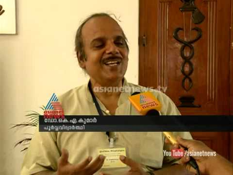 1964 batch students alumni meet in Trivandrum Medical College