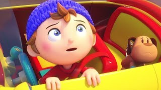 Noddy Toyland Detective | The Case of the Missing Wings | Full Episodes | Videos For Kids thumbnail