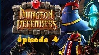 Dungeons defenders saison 1 épisode 4 l'enfer ? c'est pas ici !