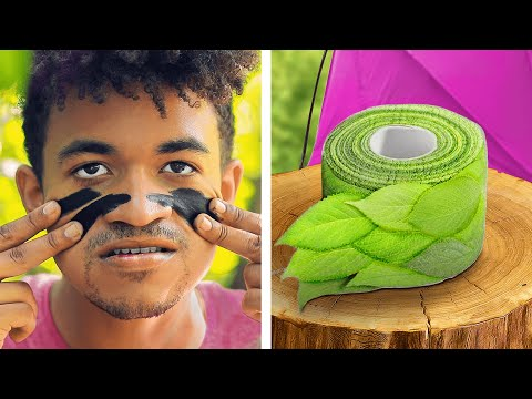 14 Clever Camping Hacks