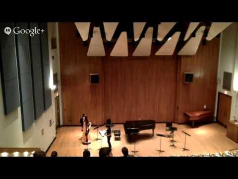 MM Chamber Recital