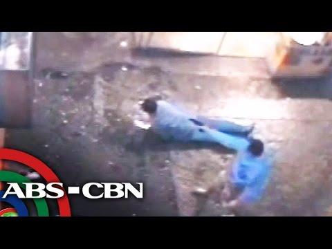 TV Patrol: Cop in bar brawl guns down 2 men