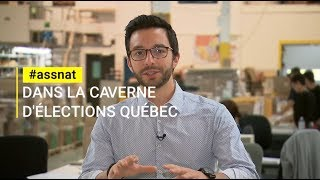 #assnat | Dans la caverne d'Élections Québec