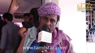Balu Anand At Athiradi Shooting Spot