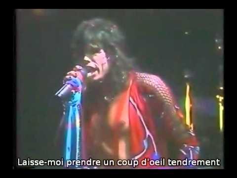 Aerosmith - (1987) Dude (Looks Like a Lady) (Live 1988) (Sous Titres Fr)