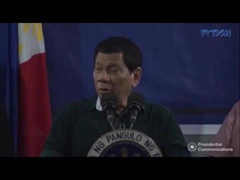 Duterte cracks rape joke in front of soldiers