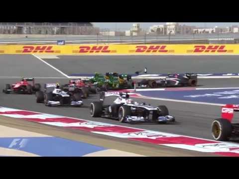 2013 FORMULA 1 GULF AIR BAHRAIN GRAND PRIX