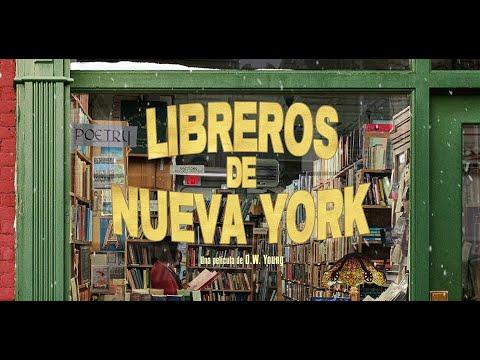 LIBREROS DE NUEVA YORK - Tráiler VOSE