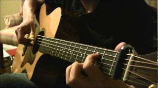 Come, Thou Fount of Every Blessing - Fingerstyle Guitar Tab