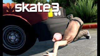 SKATE 3 - Twists and Turns [Playstation 3 Gameplay]