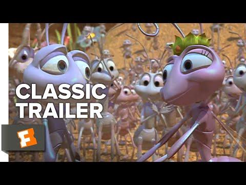 Random Movie Pick - A Bug's Life (1998) Trailer #1   Movieclips Classic Trailers YouTube Trailer