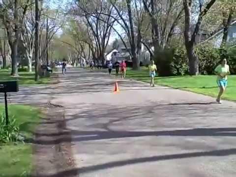 2011 Borgess half Marathon Kalamazoo Mi. with Sue ...