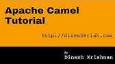 Apache Camel Tutorial #04: JsonPath - YouTube