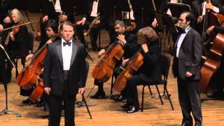 Don Carlo - garden scene - Seattle Opera Young Artists - Viva Verdi concert