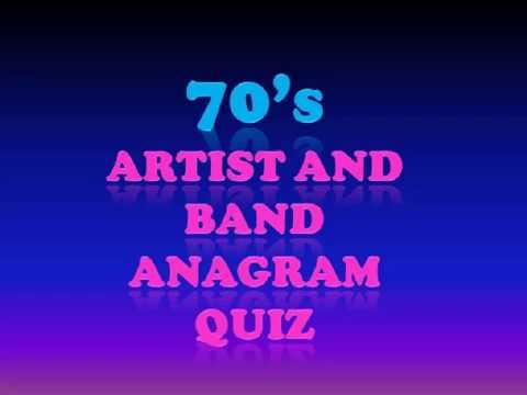 70's Pop Music Quiz Volume 002